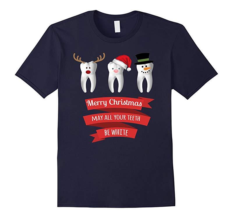 Dentist Funny Christmas Thanksgiving T Shirt-Art