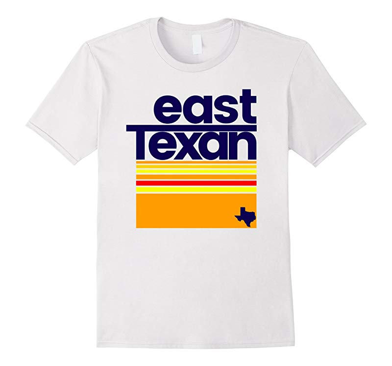 East Texan Regional Shirt Funny Texas T-Shirt TX-CD