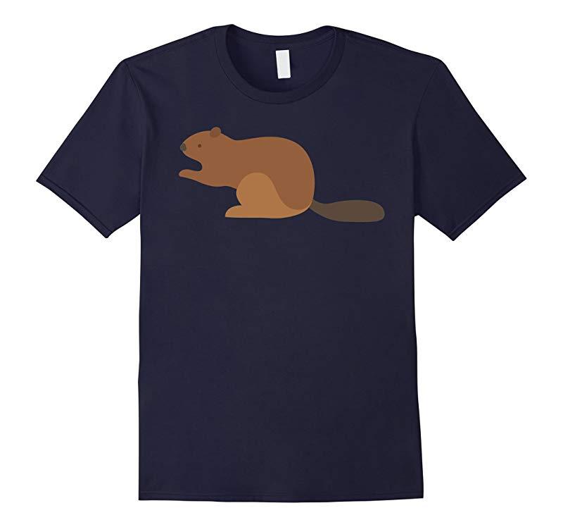 Beaver T Shirt Tshirt for men women boys girls kids-BN