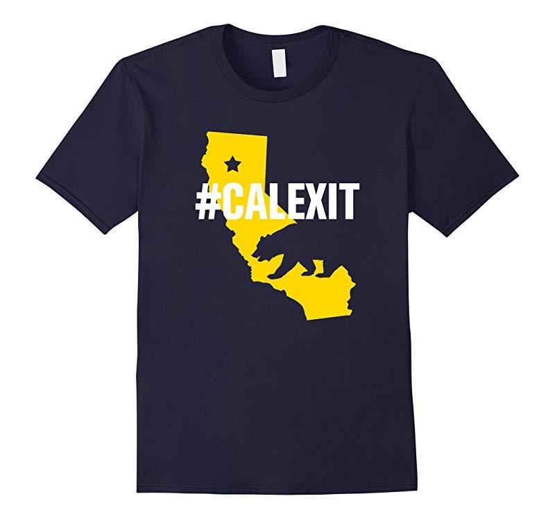 CALEXIT California Shirt - Protest Trump - Not My President-RT