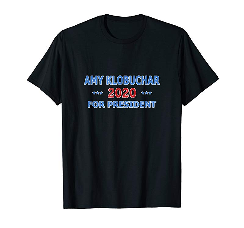 Amy Klobuchar For President 2020-4LVS