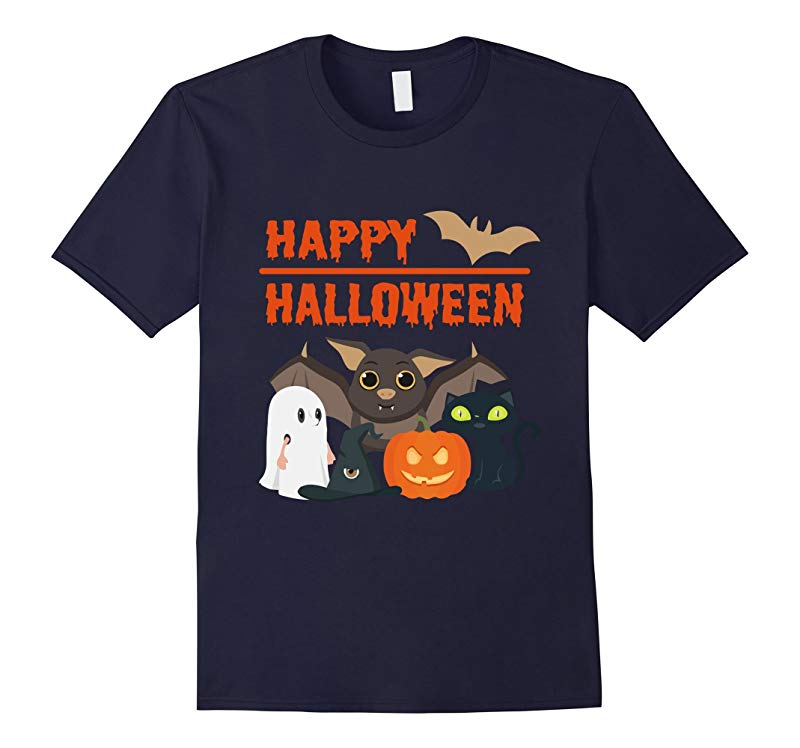 HAPPY HALLOWEEN T-shirt-RT
