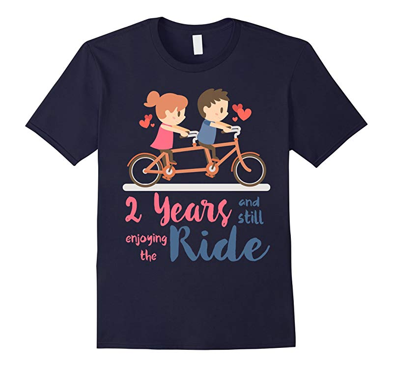 2nd Anniversary (Funny) T-Shirt, 2nd Wedding Anniversary Tee-Art
