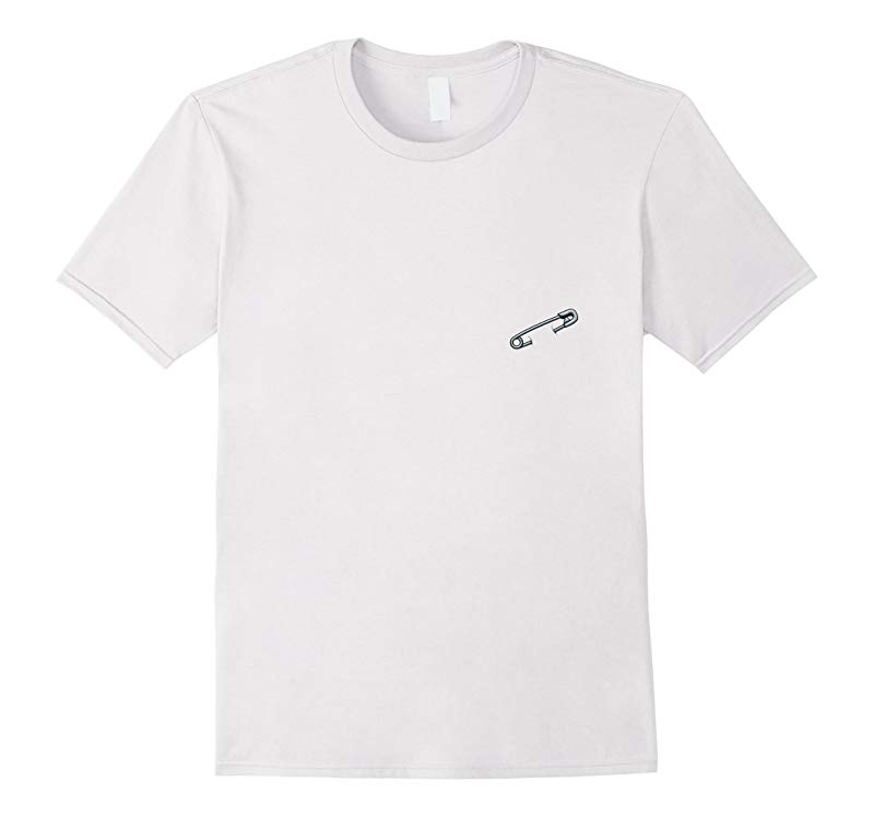 Safety Pin  Anti-Hate Shirt Liberal Anti-Trump Solidarity-RT