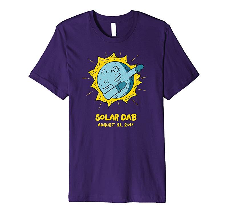 Solar Dab PREMIUM T-shirt - Total Solar Eclipse 2017 Apparel-BN