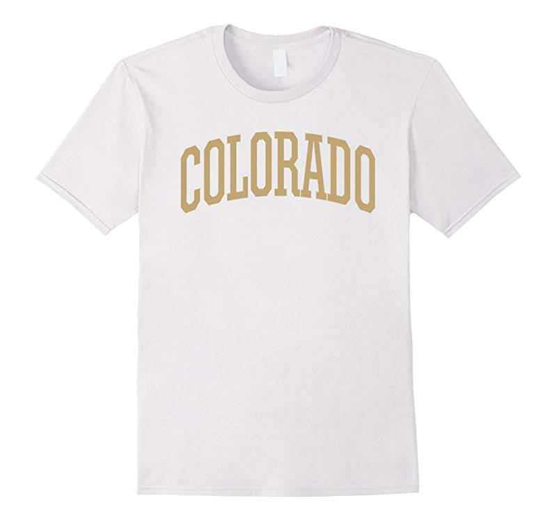 Colorado T-Shirt  Colorado Sports College-Style T CO-RT