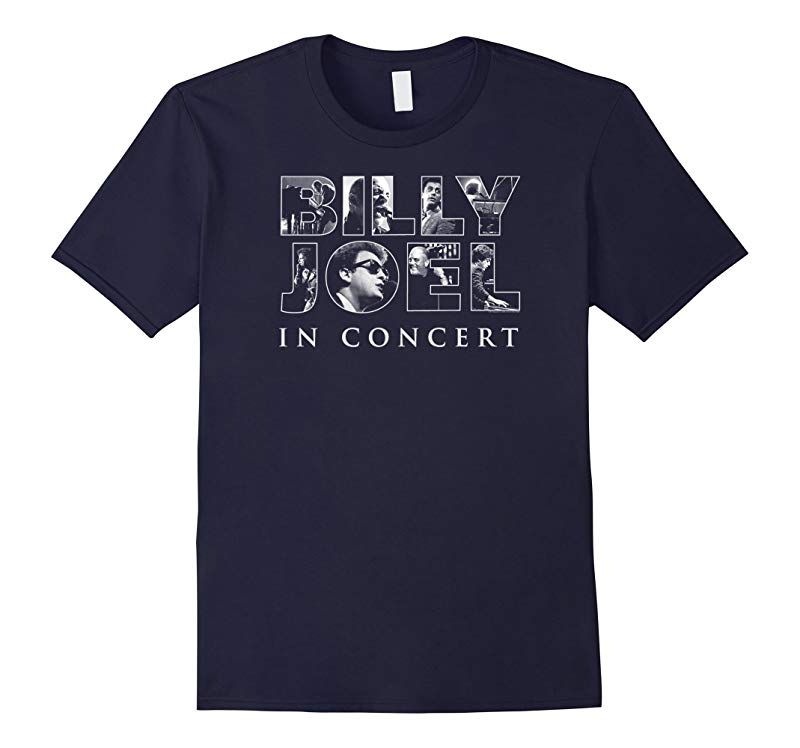 Billy Joel - In Concert T-Shirt-RT