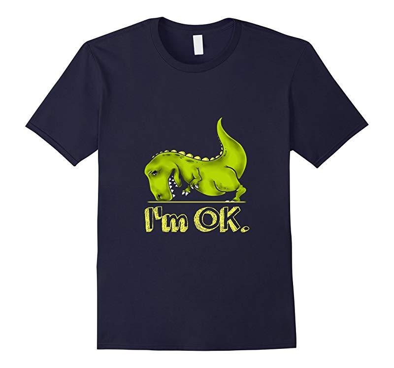 Cute - Funny Dinosaur T-Rex