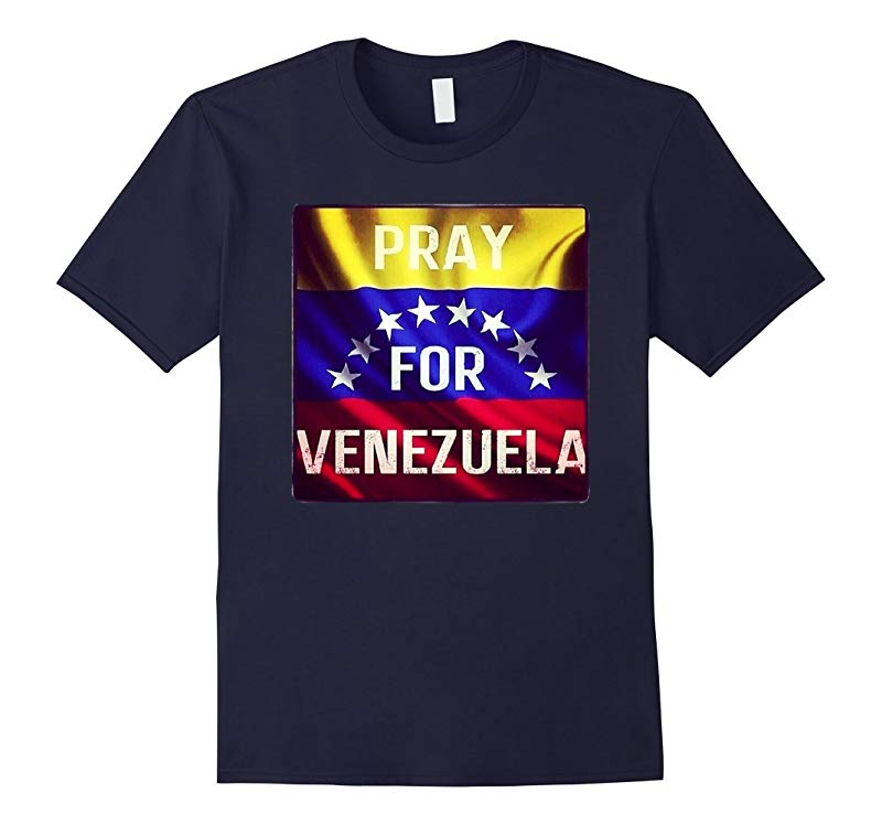 Pray for Venezuela 2017 T-shirt for March in Caracas-RT
