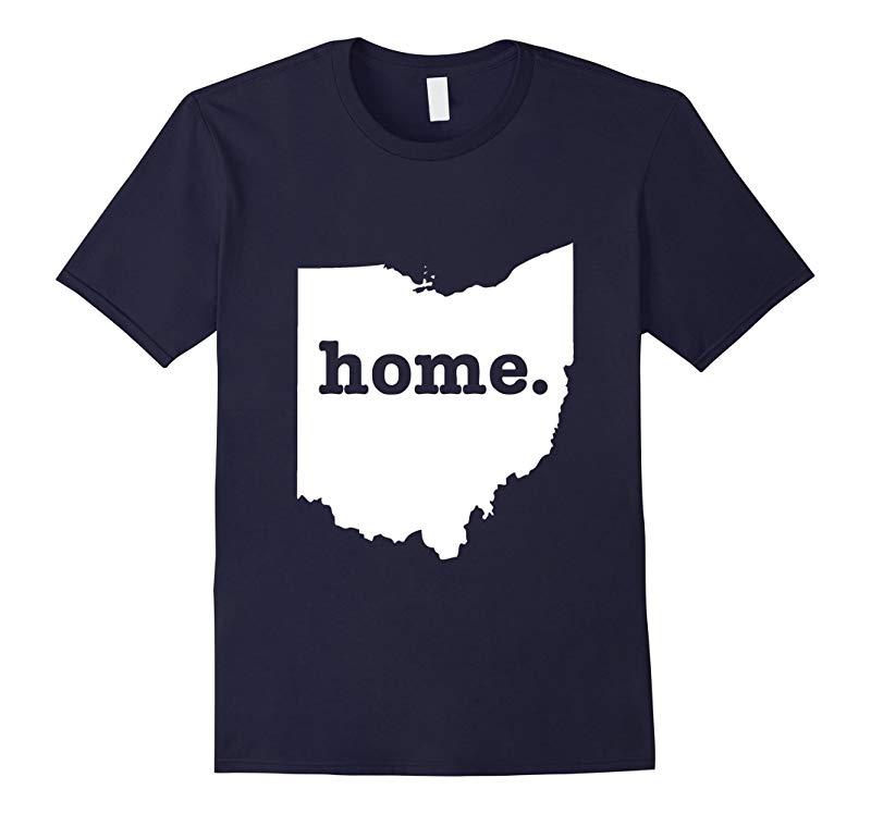 Funny Ohio Gifts Ohio Home T-Shirt-RT