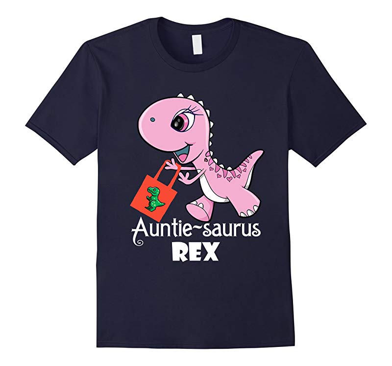 Auntie-saurus Rex T-Shirt-RT