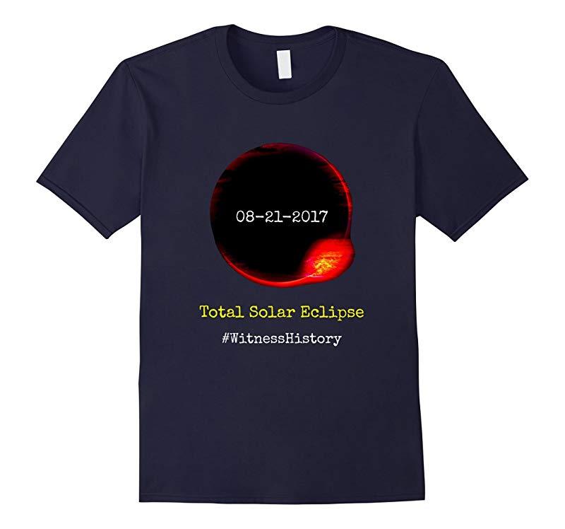 08/21/2017 Total Solar Eclipse Sun Moon t-shirt-BN