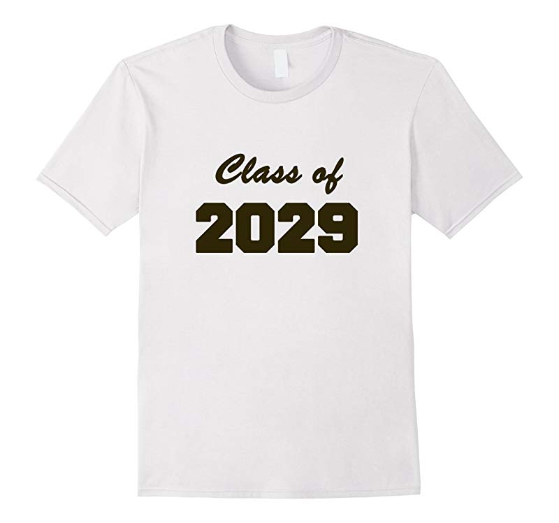 Class of 2029 Graduation T-Shirt-RT
