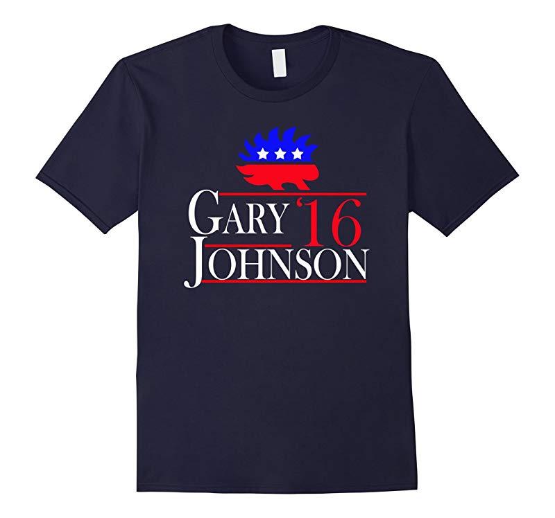 Gary Johnson  Libertarian for US President 2016 Election-RT