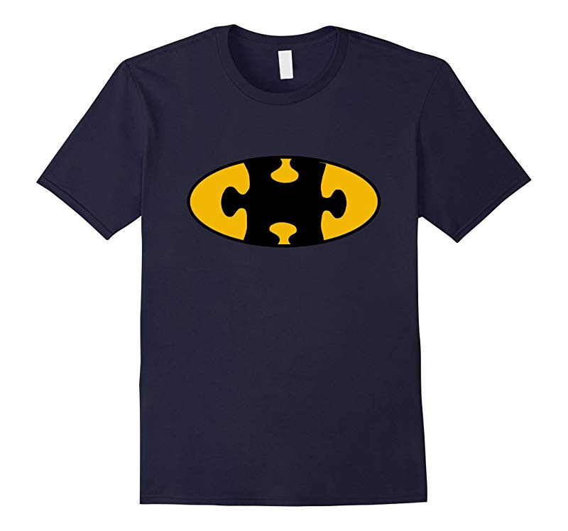 Autism Awareness T-shirt Superhero-RT
