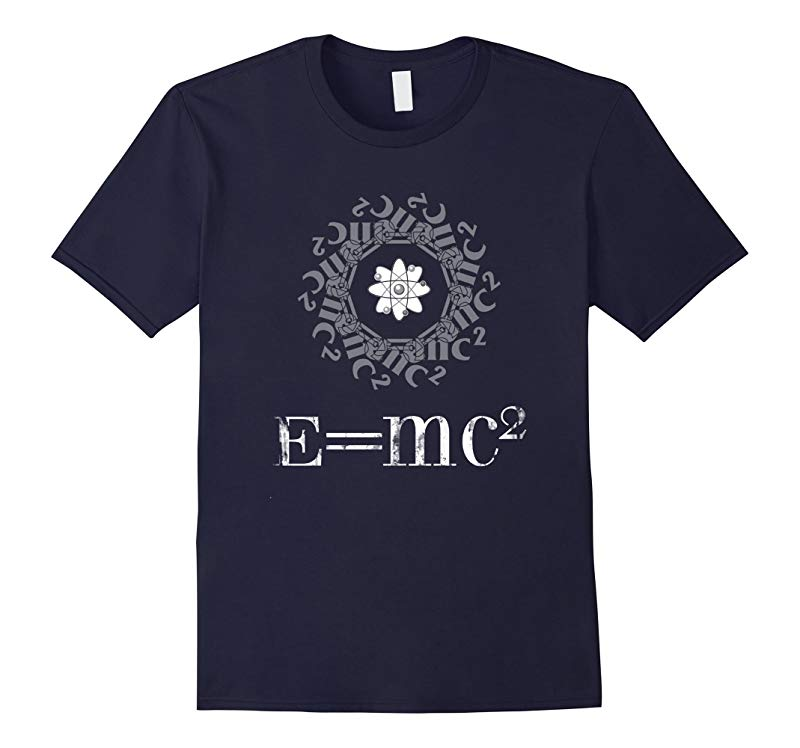 E=mc2 Mass Energy Equivalence Formula-TH