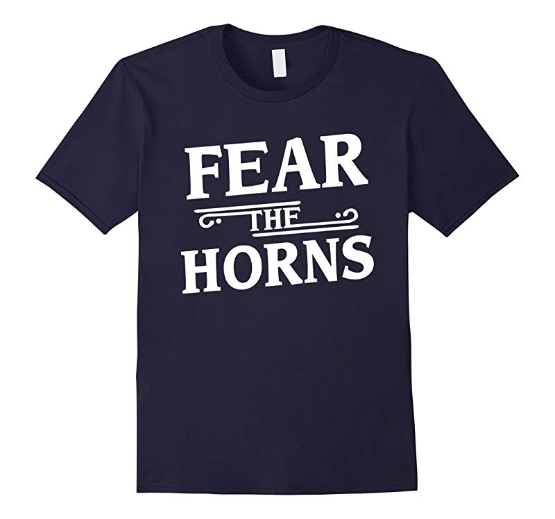 Fear The French Horns Music Joke T-shirt Tee Gift-RT