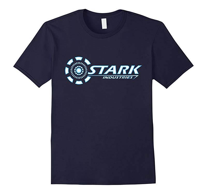 Stark Industries Logo T-Shirt-RT
