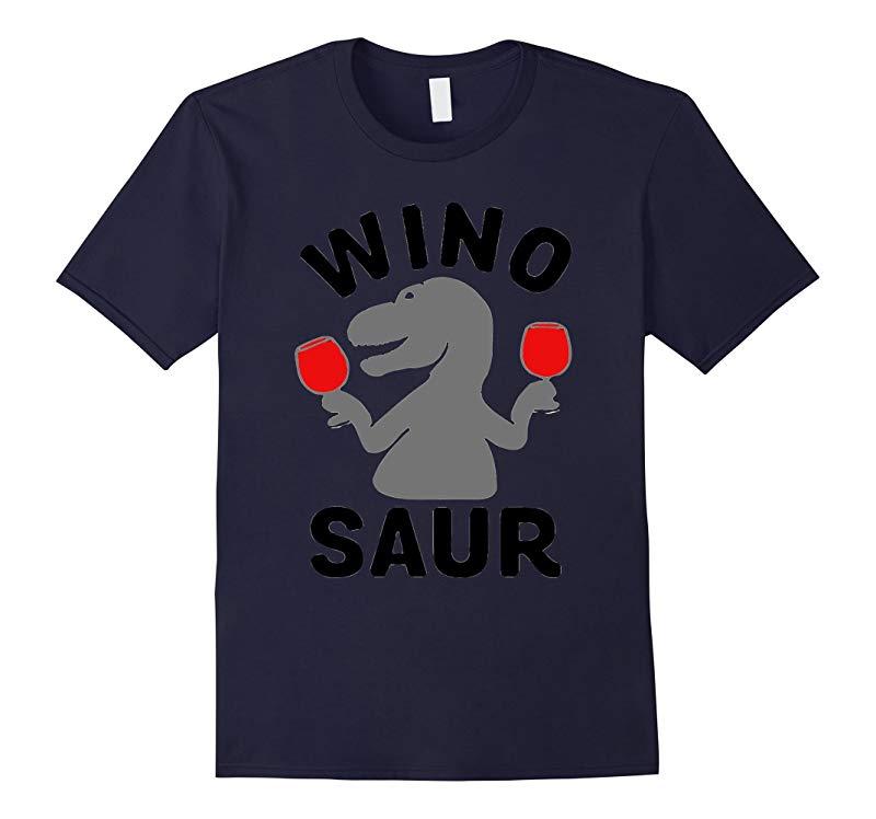 Wino Saur The Amazing Wine-o-saur drinking dinosaur-RT