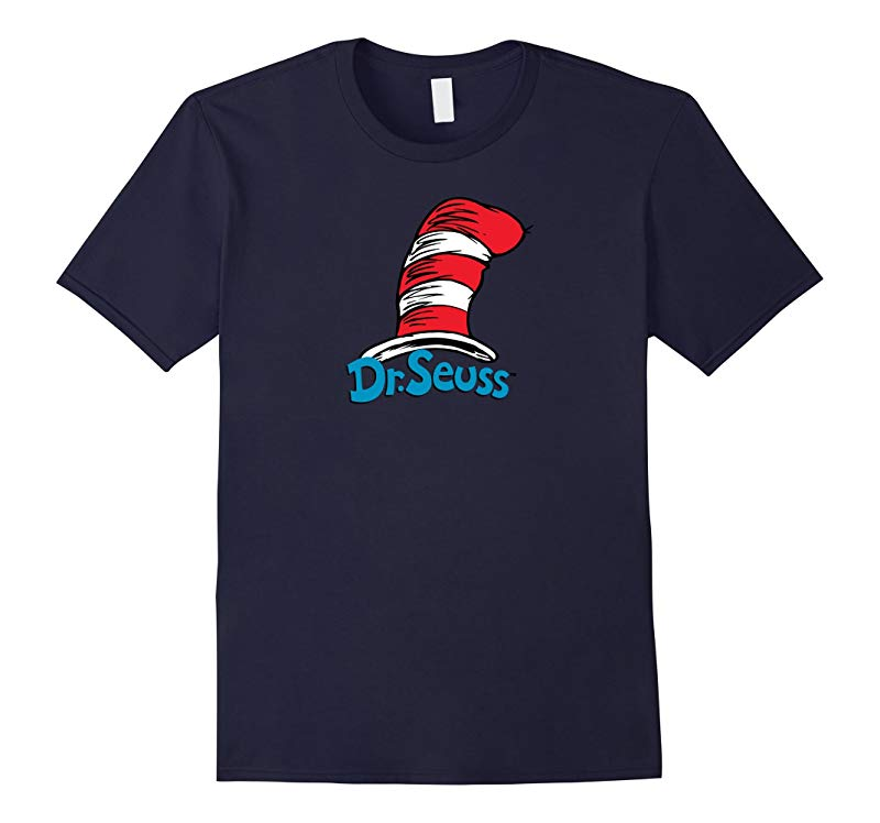Dr. Seuss Hat T-shirt-RT