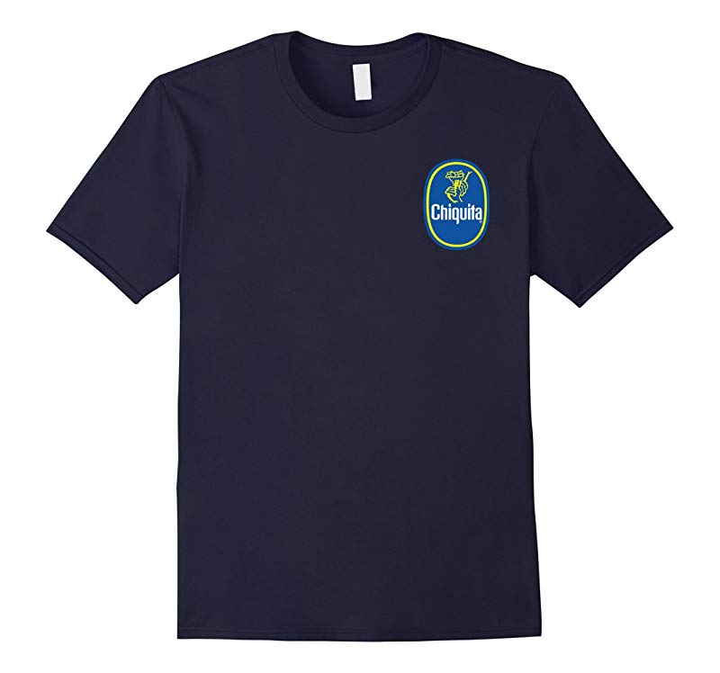 Chiquita Banana Logo T-Shirt-RT