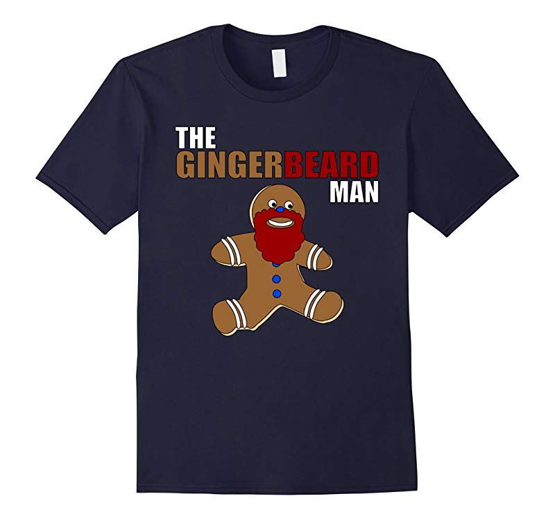 Funny Beard Shirt  The Ginger Beard Man-RT