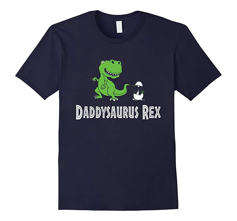 Mens Daddysaurus Rex T Shirt - Fathers Day Shirt-RT