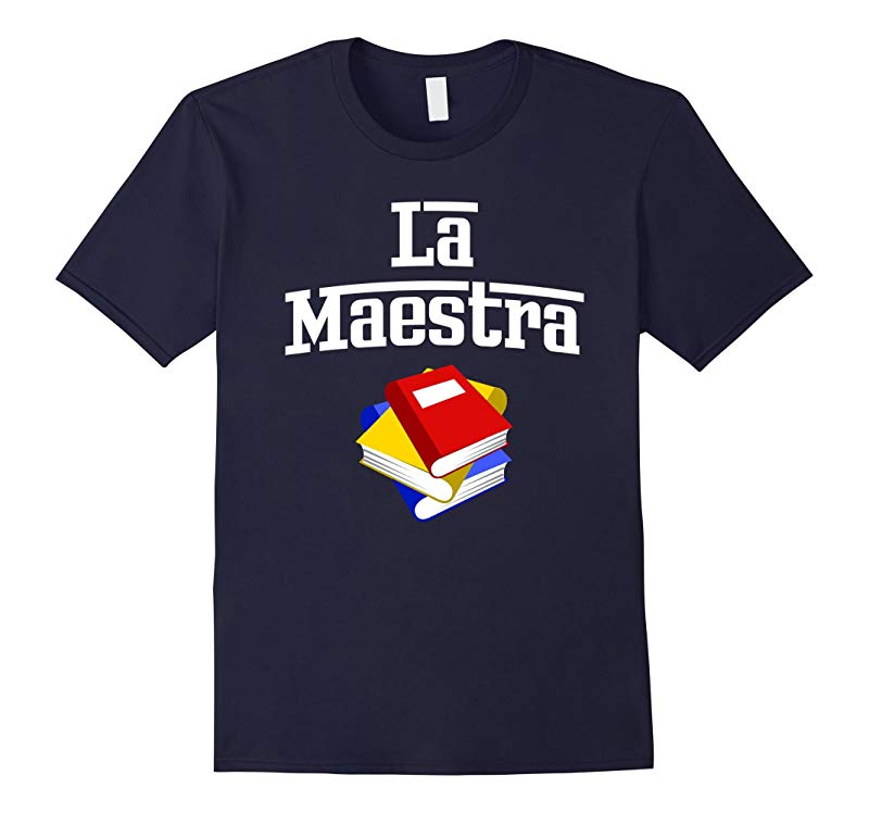 La Maestra spanish the teacher female - gift for teachers-RT