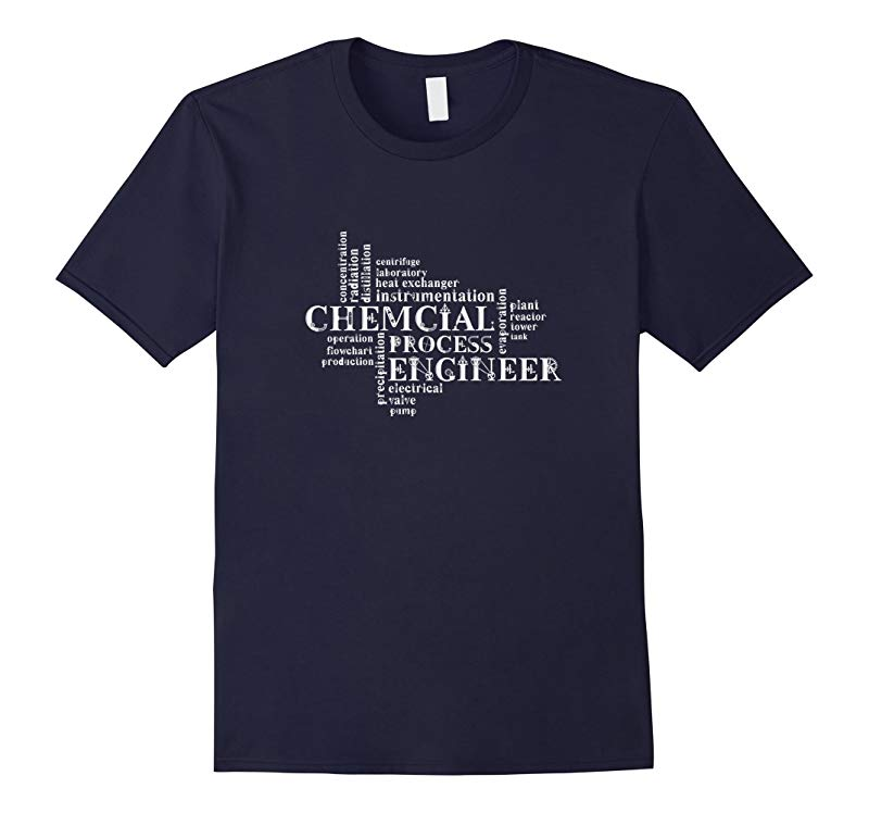 Chemical Process Engineer - Cool Engineering T-Shirt-RT