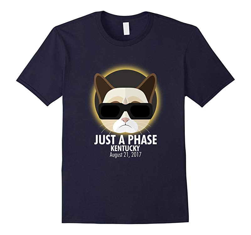 Just A Phase - KENTUCKY Solar Eclipse Tshirt-BN