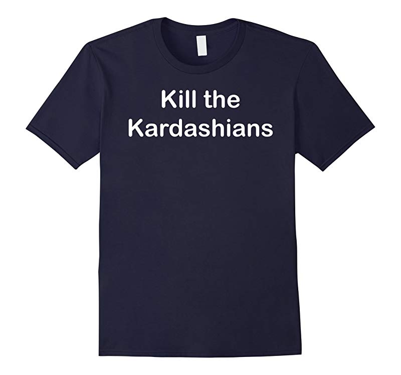 Slayer Kill The Kardashians Funny T-Shirt-RT