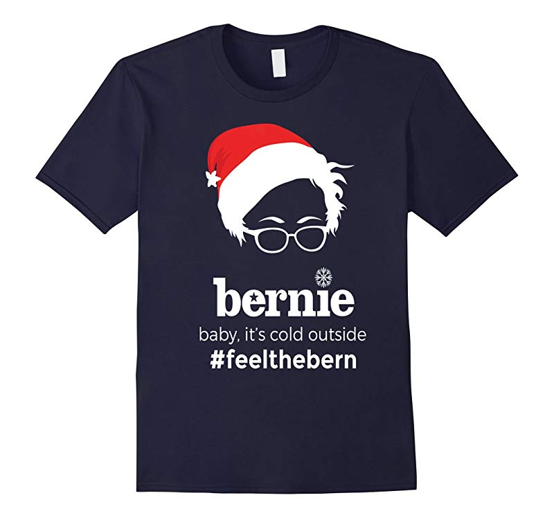 Bernie Sanders - Hindsight is 2020 - Merry Christmas Sweater-RT
