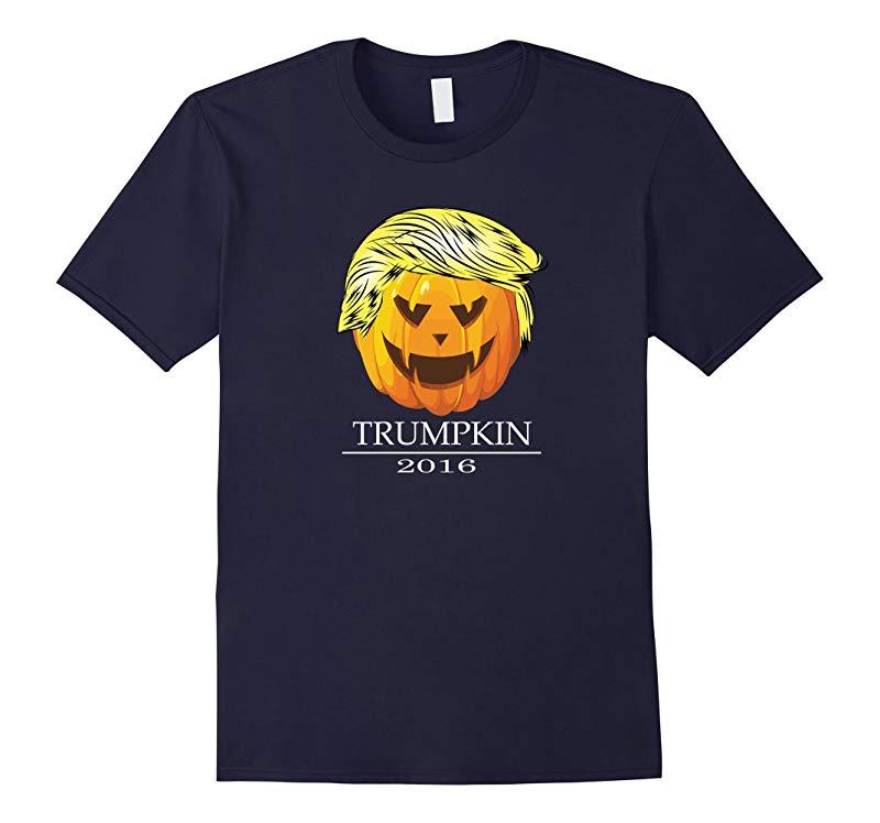 Trumpkin 2016 - Halloween - Donald Trump for President Shirt-RT