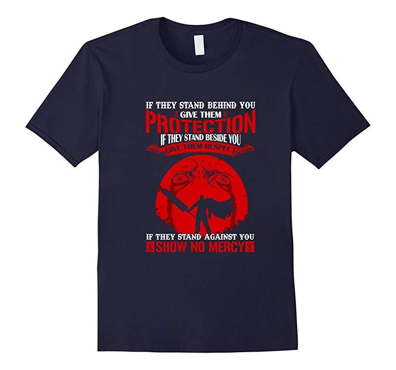 Show No Mercy Berserk t-shirt-RT