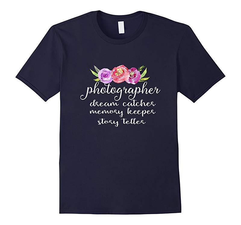 Photographer dream catcher memory keeper story teller-RT