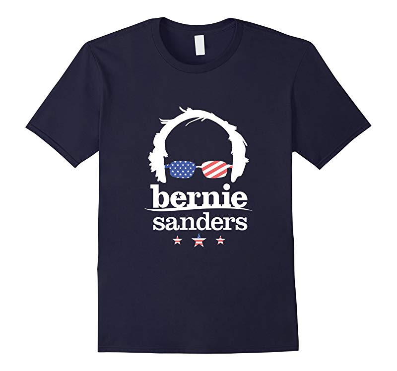 Bernie Sanders T-Shirt - Patriotic-RT