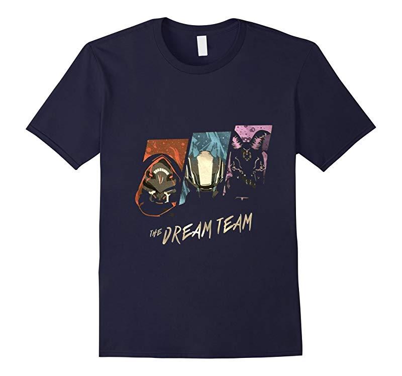 Dream team Mr. Fruit's 200K T shirt funny humour-Art
