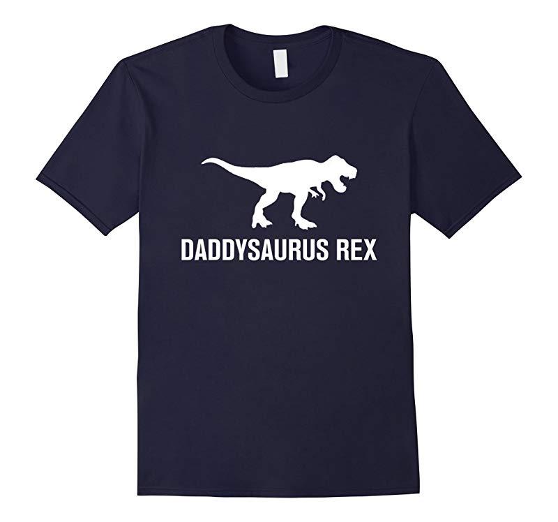 Daddysaurus Rex t-shirFather gift husband gift Brother Gift-RT