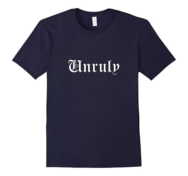 Unruly Jamaican Dancehall Music T-Shirt-RT