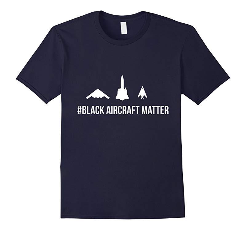 Aircraft mechanic shirts- Black aircraft matter-TH