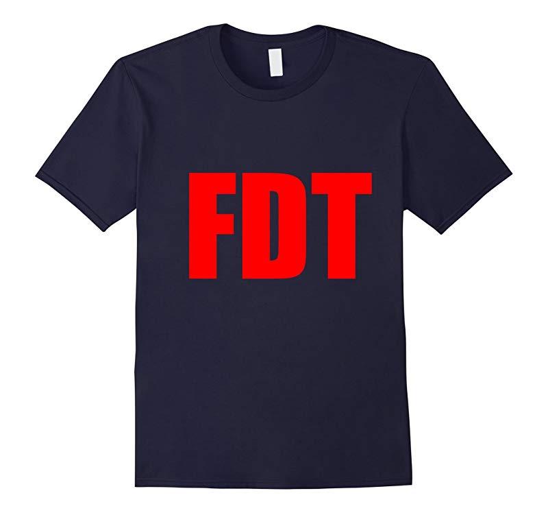 FDT Not My President Trump 2016 T shirt-RT