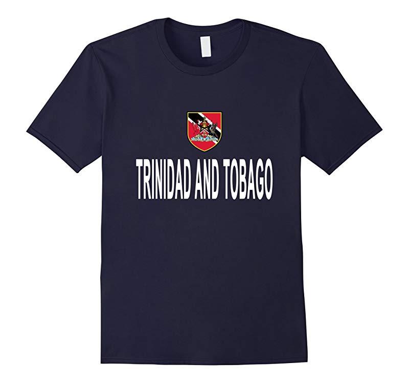 Trinidad and Tobago Soccer T-Shirt - Football Jersey 2017-RT