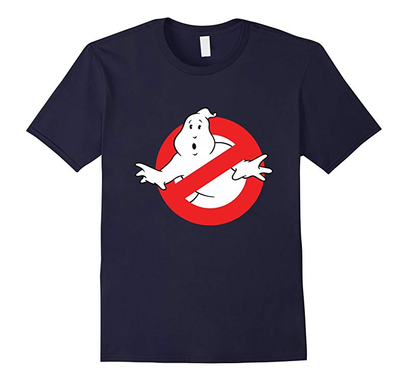 Ghost Buster Logo Halloween T Shirt-RT