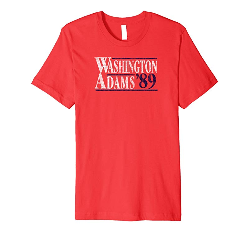Washington Adams 89 Patriotic Shirt-PL