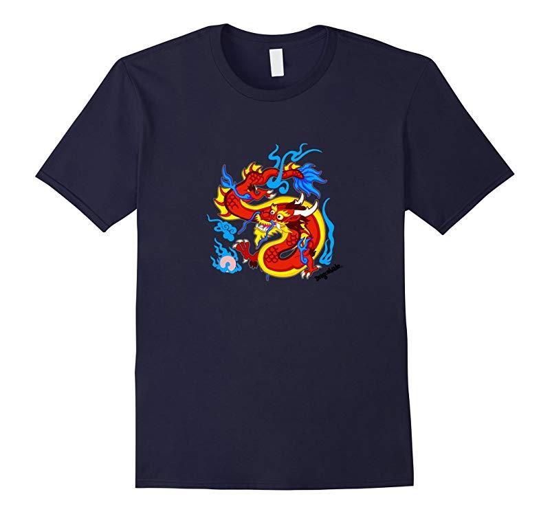 DragonVale Panlong Dragon T-Shirt-RT