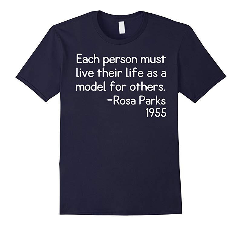 Nah Rosa Parks 1955 Shirt - Black Lives Matter T Shirt-RT