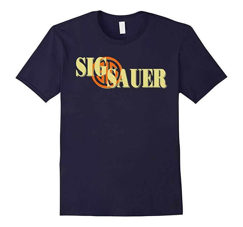 Mens SIG SAUER Classic Logo For 2016 T-Shirt - ORIGINAL-RT