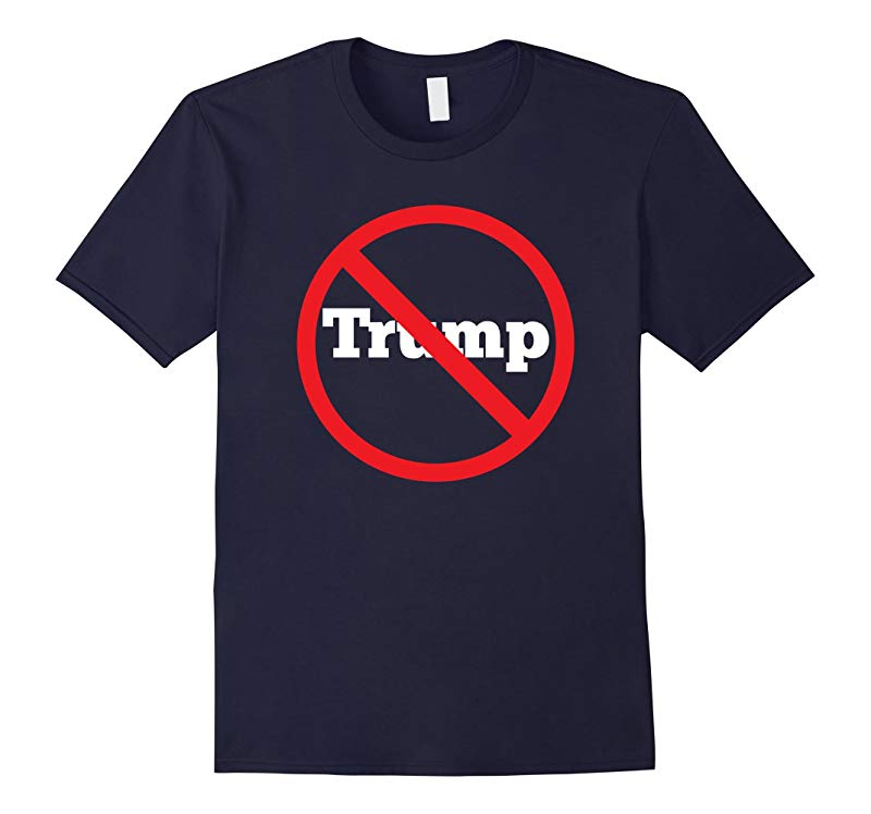 Anti Donald Trump Stop Trump T Shirt-RT