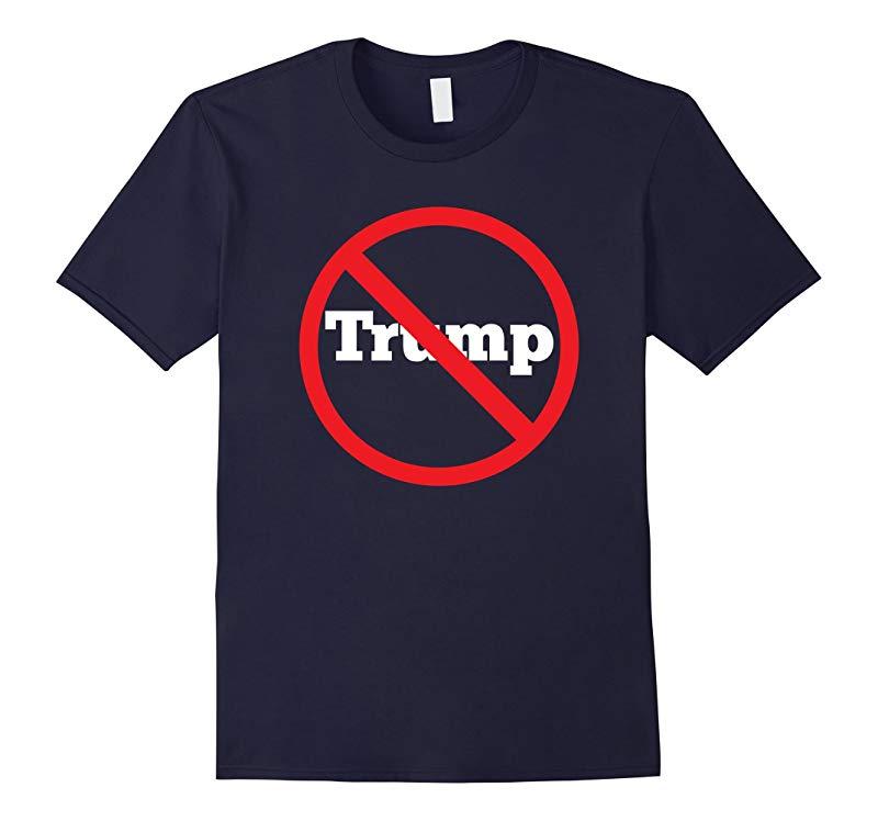 Anti Donald Trump Stop Trump T Shirt-RT