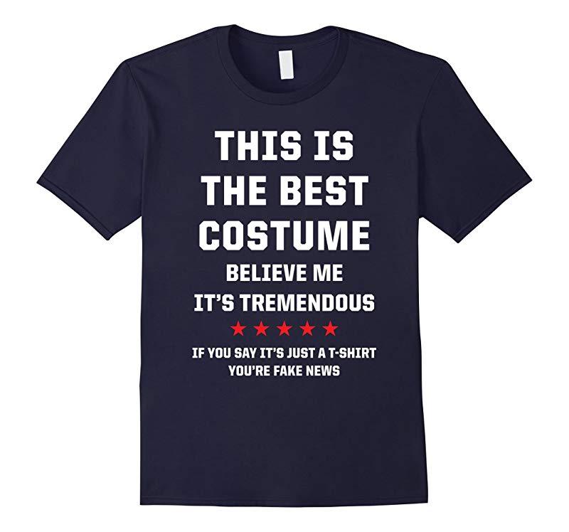 Donald Trump Funny Halloween Tremendous Costume Shirt-FL